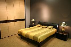 Lakásfelújítás, a hálószoba
