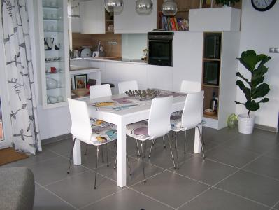 Lakásfelújítás étkező