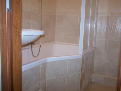 Panelfürdő felújítás