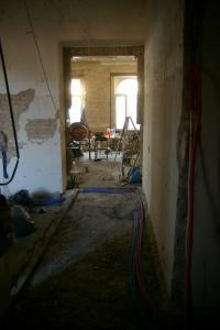 Elkezdődött a lakásfelújítás!